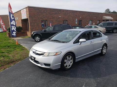 2011 Honda Civic for sale in Winston-Salem, NC