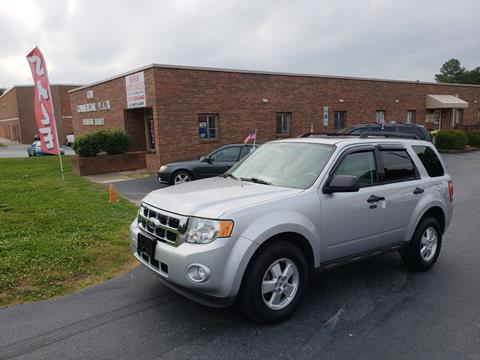 2010 Ford Escape for sale in Winston-Salem, NC