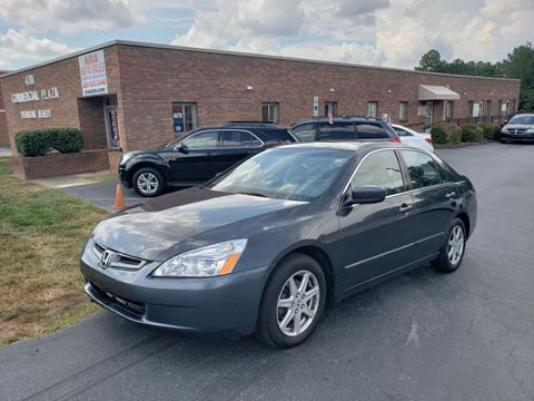 2004 Honda Accord for sale in Winston-Salem, NC