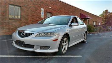 2003 Mazda MAZDA6 for sale at ARA Auto Sales in Winston-Salem NC