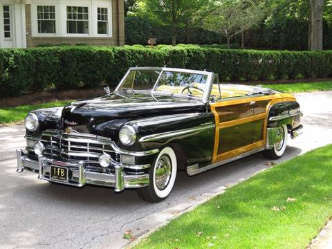 1949 Chrysler Town and Country for sale in Bedford Heights, OH