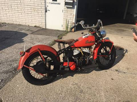 1941 Indian Scout for sale in Bedford Heights, OH
