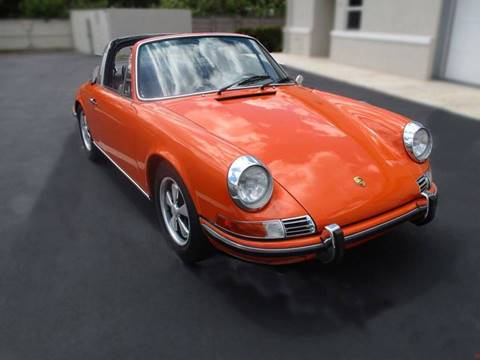 1969 Porsche 911 for sale in Solon, OH