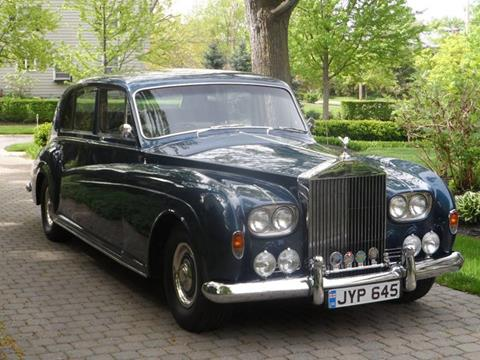 1964 Rolls-Royce Phantom V Touring RHD Limo for sale in Bedford Heights, OH