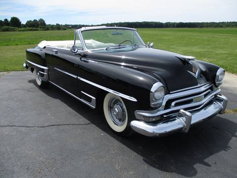 1954 Chrysler New Yorker for sale in Bedford Heights, OH