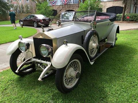 1921 Rolls-Royce Silver Ghost Cabriolet for sale in Bedford Heights, OH