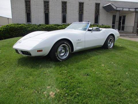 1974 Chevrolet Corvette for sale in Bedford Heights, OH