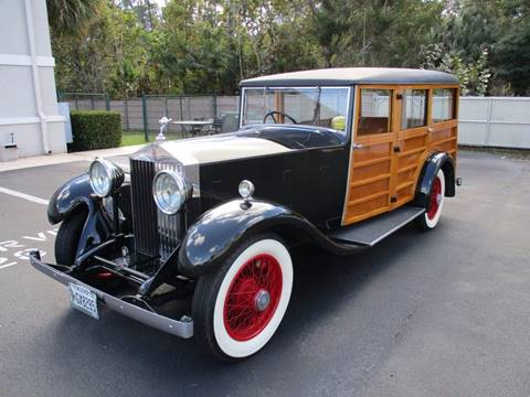 1932 Rolls-Royce 20/25 Shooting Brake for sale in Bedford Heights, OH