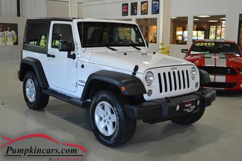 2015 Jeep Wrangler for sale in Egg Harbor Township, NJ