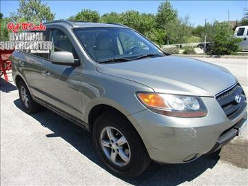 2007 Hyundai Santa Fe for sale in San Antonio, TX