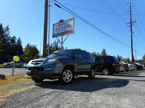 2006 Acura MDX for sale in Puyallup, WA