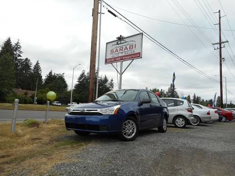 2008 Ford Focus for sale in Puyallup, WA