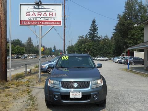 2006 Suzuki Grand Vitara for sale in Puyallup, WA