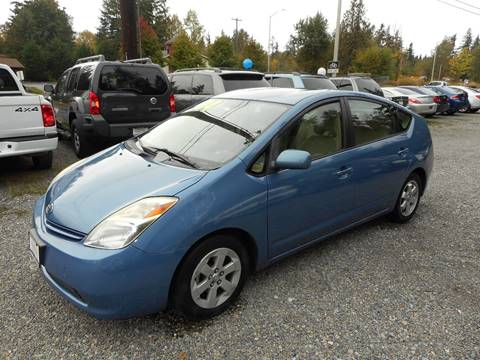 2004 Toyota Prius for sale in Puyallup, WA