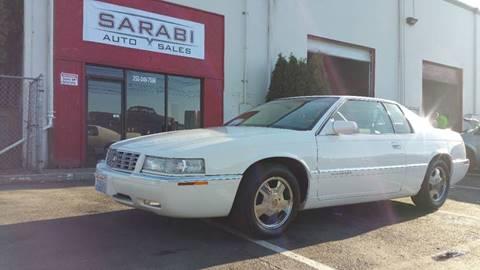 1995 Cadillac Eldorado for sale in Puyallup, WA