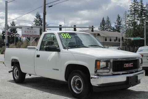 1996 GMC Sierra 1500 for sale in Puyallup, WA