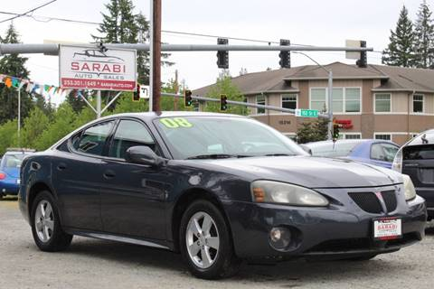 2008 Pontiac Grand Prix for sale in Puyallup, WA