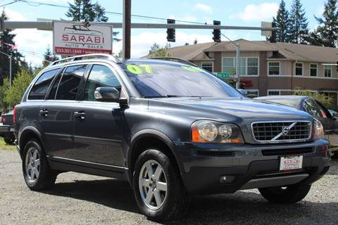 2007 Volvo XC90 for sale in Puyallup, WA