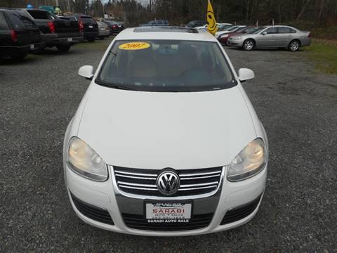 2007 Volkswagen Jetta for sale in Puyallup, WA