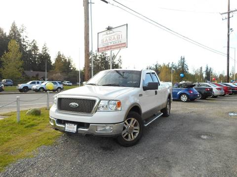 2005 Ford F-150 for sale in Puyallup, WA