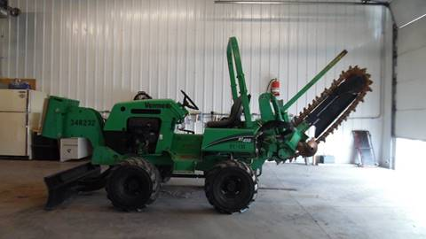 2011 VERMEER TR450 RIDE ON TRENCHER for sale in West Fargo, ND