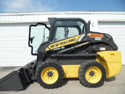 2016 New Holland L220 for sale in West Fargo, ND