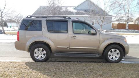 2007 Nissan Pathfinder for sale in West Fargo, ND