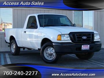 2004 Ford Ranger for sale in Apple Valley, CA