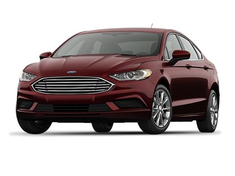 2017 Ford Fusion for sale in Cumberland MD