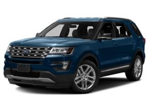 2017 Ford Explorer for sale in Cumberland MD