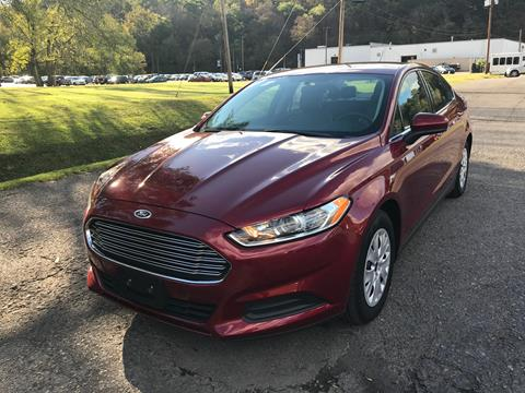 2014 Ford Fusion for sale in Cumberland MD
