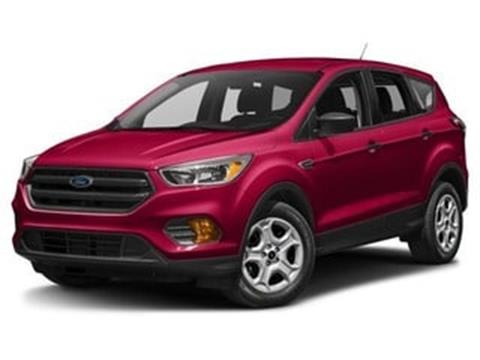 2018 Ford Escape for sale in Cumberland MD