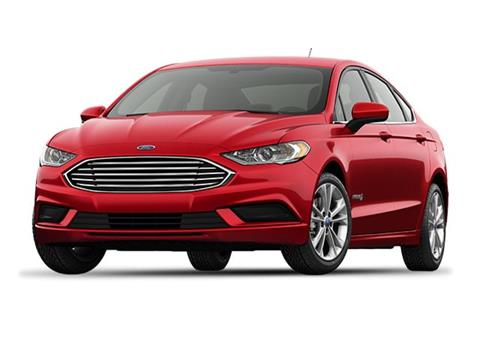 2018 Ford Fusion Hybrid for sale in Cumberland, MD