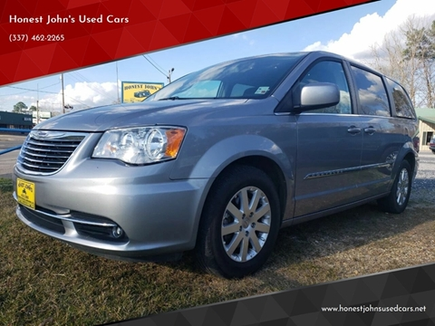 2015 Chrysler Town and Country for sale in Deridder, LA