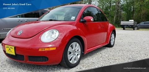 2009 Volkswagen New Beetle for sale in Deridder, LA