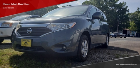 2011 Nissan Quest for sale in Deridder, LA