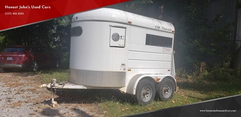 2002 CMRT Two Horse  for sale in Deridder, LA