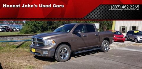 2009 Dodge Ram Pickup 1500 for sale in Deridder, LA