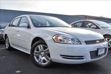 2012 Chevrolet Impala for sale in New Hampton, NY
