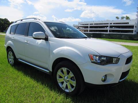 2010 Mitsubishi Outlander for sale in Miami, FL