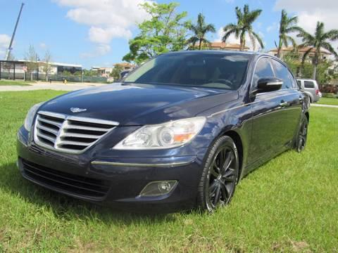 2010 Hyundai Genesis for sale in Miami, FL