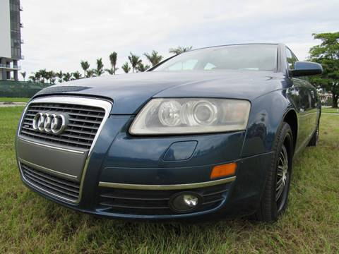 2005 Audi A6 for sale in Miami, FL