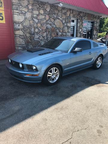 2007 ford mustang gt premium in little rock ar - university auto