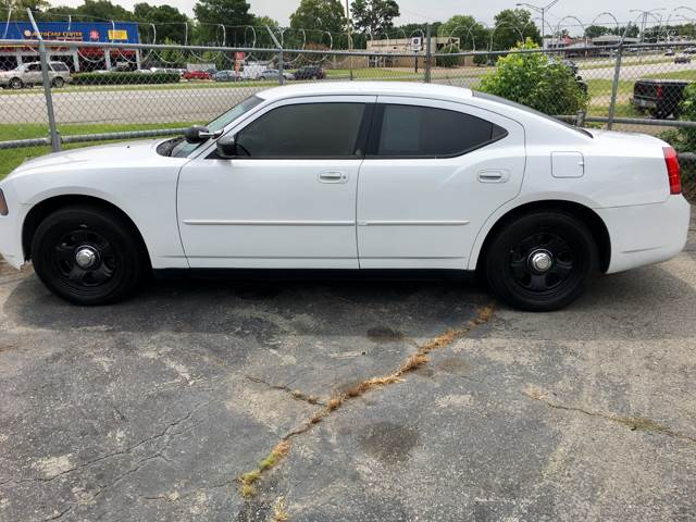 2010 Dodge Charger Police In Little Rock Ar University Auto Sales