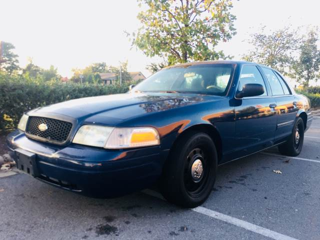 2011 ford crown victoria police interceptor in little rock ar