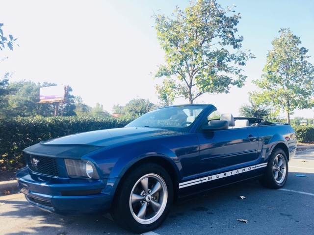 2008 ford mustang v6 deluxe in little rock ar - university auto