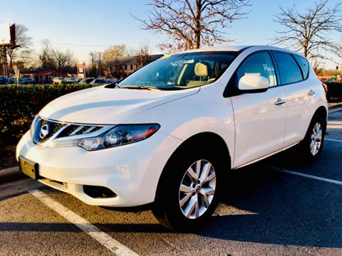 2014 Nissan Murano For Sale In Little Rock, AR