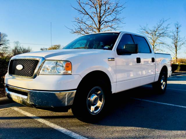 2007 ford f-150 xlt in little rock ar - university auto sales of