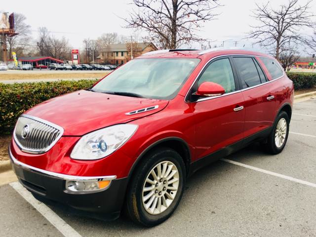 buick awd trend rear test enclave reviews premium truck first