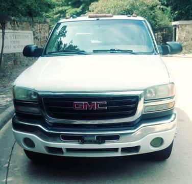 2004 GMC Sierra 3500 for sale in Little Rock, AR